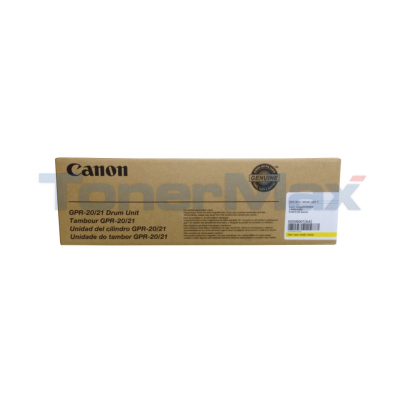 CANON GPR-20/21 DRUM YELLOW